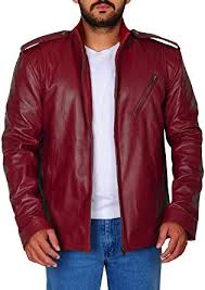 slim fit racing lamb nappa leather