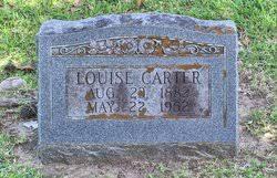 Louise Adeline Gilbert Carter (1882-1952) - Find A Grave Memorial