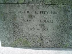 Myrtle Holmes Pritchard (1873-1928) - Find A Grave Memorial