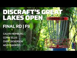 DGPT: 2020 Discraft Great Lakes Open July 24-26 - Page 18 - Disc Golf  Course Review