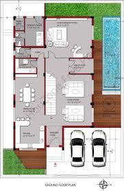 east facing house plan houzone