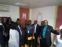 """LUTH on Twitter: """"Prof. Sola Olopade, Clinical Director, Global Health  Initiative, @UChicagoMed & Prof Funmi Olopade, Dir. Center for Global  Health, @UChicago recently visited LUTH towards organizing capacity  building workshop & transferring"""