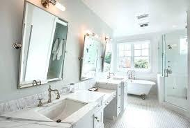 bathroom mirrors freestanding bathrooms