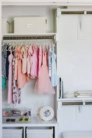 Kid S Closet Makeover No Tools Required Alyse Warren
