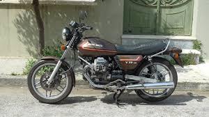 1981 moto guzzi v50 iii image 9