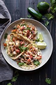 en street tacos with guacamole and