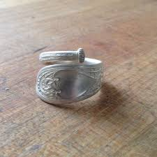 how to make a ring from a spoon
