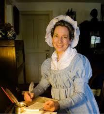Abigail Adams — American Historical Theatre