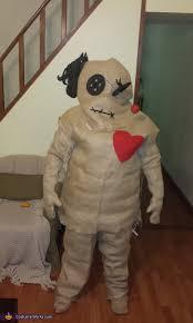 voodoo doll costume diy mind blowing