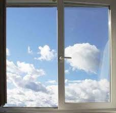 Fake Windows For A Classroom That Doesn T Have Any Real Ones Window Mural Cloud Wall Decal Fake Window
