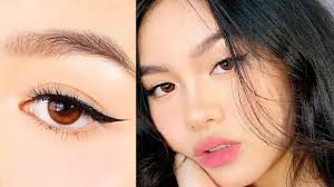 winged eyeliner hooded asian eyes