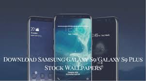 samsung galaxy s9 galaxy s9 plus