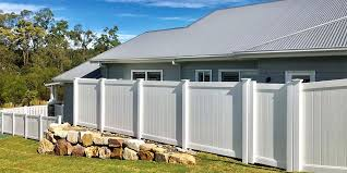 Full Privacy Fence Privacy Panels Polvin Fencing Systems