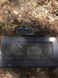 Addie Moore (1898-1962) - Find A Grave Memorial
