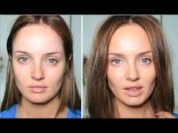 not wearing makeup makeup