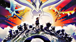 Pokemon the Movie 2000 is now playing on Pokemon TV