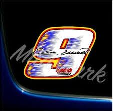 Chase Elliott 9 Hendrick Motorsports Printed Vinyl Decal Sticker Nascar 5 5x 8 Ebay