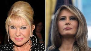 Melania Trump responds to Ivana Trump calling herself 'first lady' -  CNNPolitics