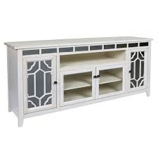 gable 72 inch tv console creme by new
