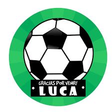 Topper Futbol Para Imprimir 100 00 En Mercado Libre