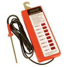 Electric Fence Line Tester Qc Supply