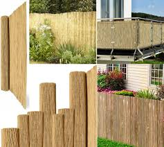 reed privacy garden fencing screen yard