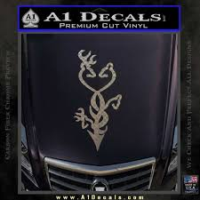 Browning Dear Family Exclusive Decal Sticker A1 Decals