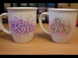 diy sharpie mugs you