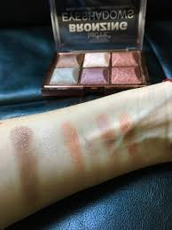 review photos swatches makeup trend