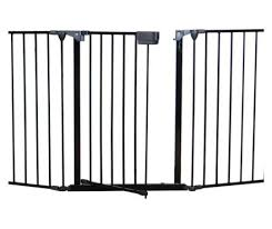 Baby Fence Foldable Safety Gate 5pc 1 Day Co Nz