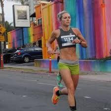 Strava Runner Profile   Amie Smith