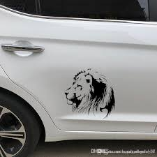 Wholesale Car Stickers Lion Buy Cheap In Bulk From China Suppliers With Coupon Dhgate Com