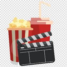 Popcorn and soda cup , Popcorn Cinema, popcorn transparent ...
