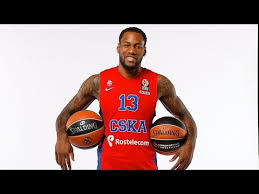 Focus on Sonny Weems, CSKA Moscow - YouTube