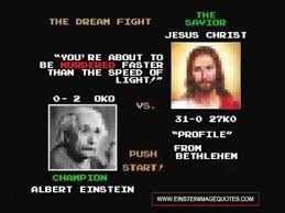 einstein vs jesus einstein mystery and quotes mystic craft