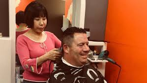 sarah cho the barber master barber in