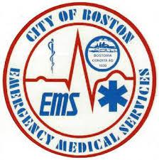 Boston Ems 4 Vinyl Decal Eagle Emblems Graphics