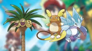 How to get Alola Pokémon in Pokémon Let's Go Pikachu and Let's Go ...