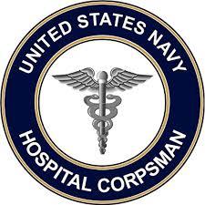 Amazon Com Magnet Us Navy Hospital Corpsman Hm Military Veteran Served Vinyl Magnet Car Fridge Locker Metal Decal 3 8 Automotive