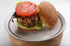 baked southwest teff burgers the
