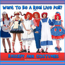 the best raggedy ann costume ideas for