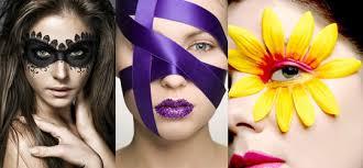 creative makeup photoshoot