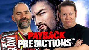WWE Payback 2020 Predictions
