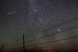 When to see the Lyrid meteor shower ...