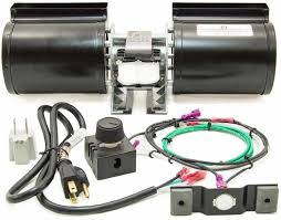 gfk 160a fireplace blower kit for