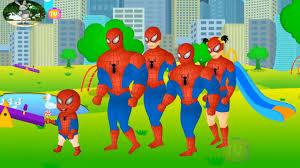 Phim hoạt hình vui nhộn cho bé -Siêu nhân người nhện Spiderman đi ...