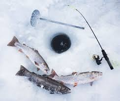 how to get started in ice fishing how