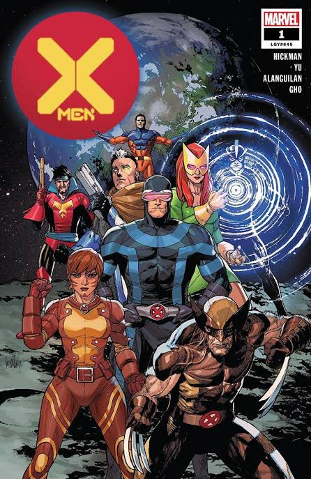 Dawn of X focuses on various characters throughout the X-Men franchise
