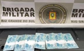 Homem é preso com dinheiro falso no bairro Independente em Passo Fundo -  Rádio Uirapuru