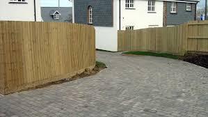 fence panels wood uk